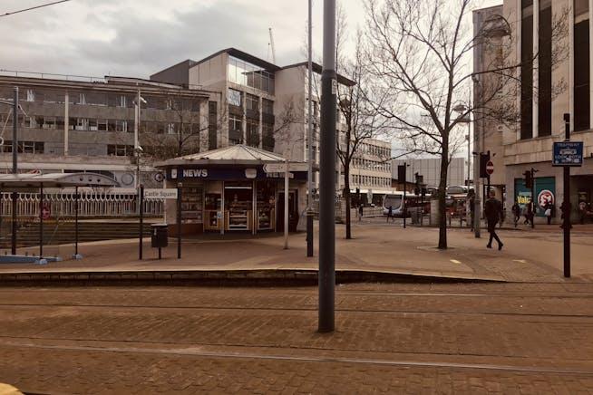 Castle Square Kiosk, Castle Square, Sheffield, Retail / Investment For Sale - IMG_1478.JPG