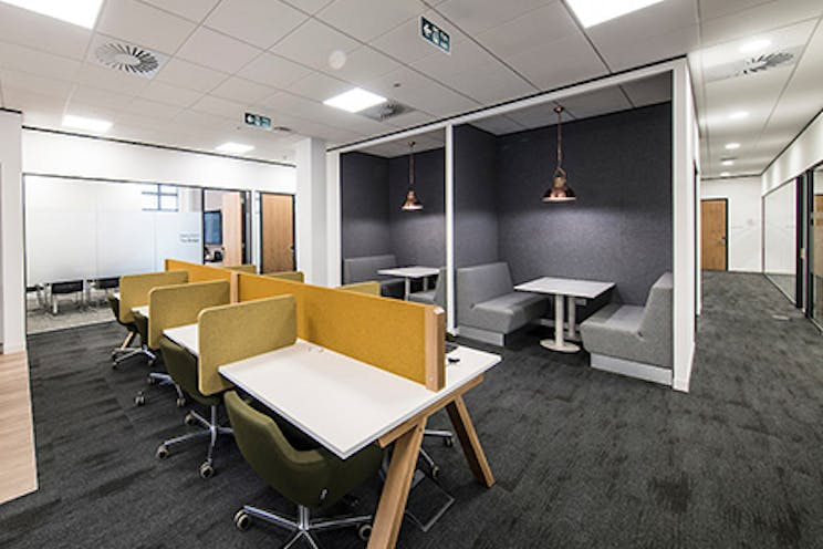 Rourke House, Watermans Business Park, Staines, Offices To Let - regus staines1.jpg