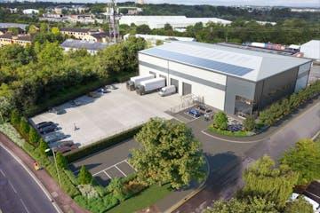 Vision 25, Kingsland Business Park, Basingstoke, Offices / Warehouse & Industrial To Let - Vision 25 Kingland Business Park.jpg