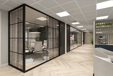 19-21 Old Bond Street, London, Office To Let - Meeting Room.PNG - More details and enquiries about this property
