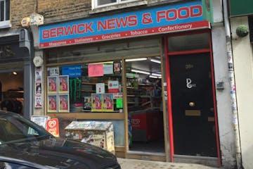 39 Berwick Street, Soho, Retail To Let - Berwick