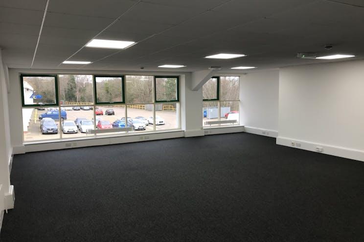 Unit 7 Springlakes Industrial Estate, Deadbrook Lane, Aldershot, Warehouse & Industrial To Let - First floor office