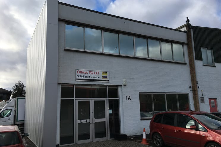 1a Albany Park, Frimley, Offices To Let - IMG_4553.JPG