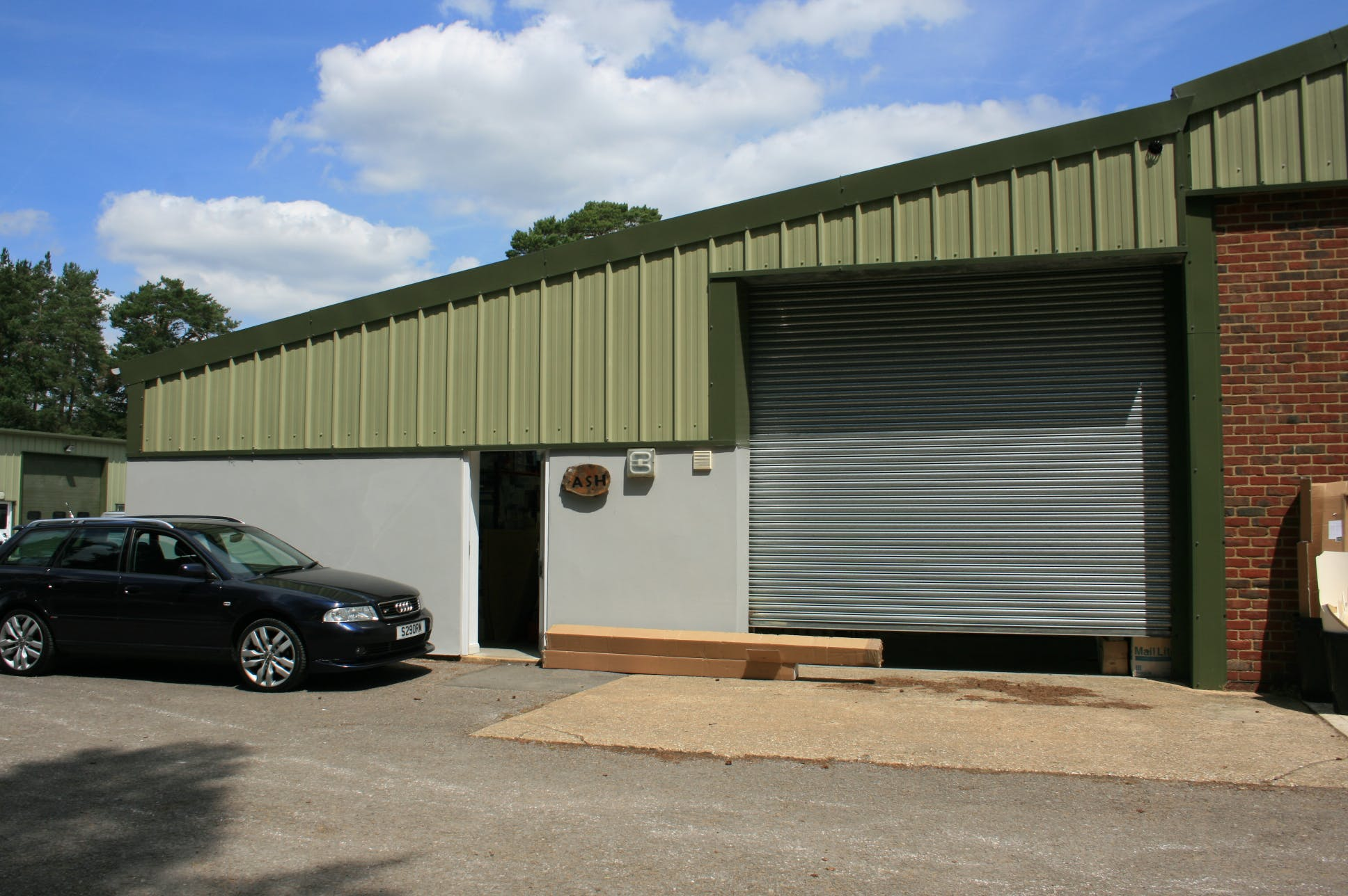 Ash, Greenhills Rural Enterprise Centre, Farnham, Warehouse & Industrial To Let -