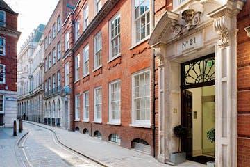 21-23 Ironmonger Lane, London, Offices To Let - External (1)