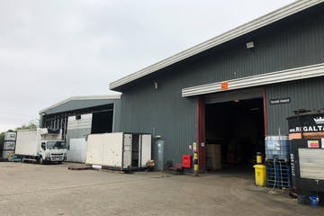 Storage Accommodation, Rivermead Industrial Estate, Swindon, Industrial To Let - Rivermead Drive units.jpg