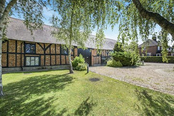 Tithe Barn Church Road, Thame, Office / Residential / Investment To Let - EXTERNAL : GARDEN.jpg