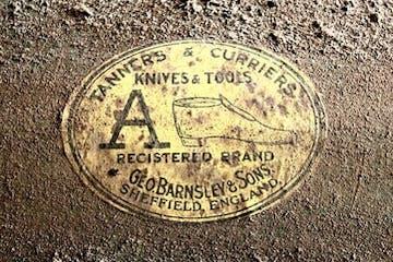 Cornish Works, Cornish Street, Sheffield For Sale - Leather Logo George Barnsley.jpg