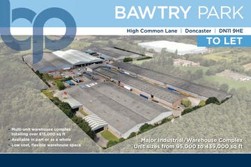 Bawtry Park, Doncaster, Distribution Warehouse To Let - Bawtry.JPG