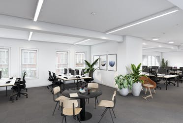 Holden House, 50a-57 Rathbone Place, London, Office To Let - Derwent Holden House View01 updated.jpg - More details and enquiries about this property