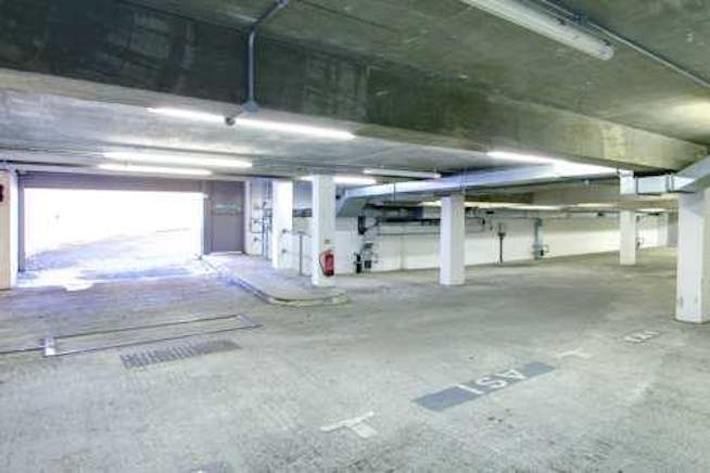 Charta House, Church Street, Staines-Upon-Thames, Office To Let - Charta-House-Staines-secure-car-park.jpg