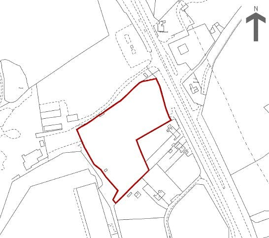 Land off Watling Crescent, Rugby