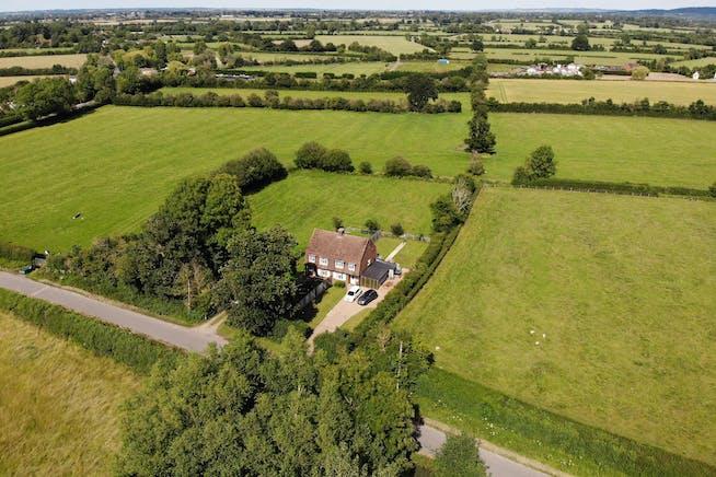Development opportunity, Roundhill Cottages Kimblewick Road, Little Kimble, Land For Sale - DJI_0385.JPG