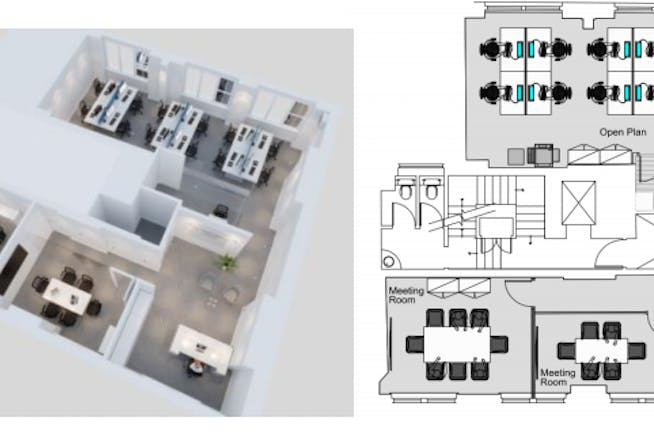 28 Austin Friars, London, Office To Let - Second Floor indicative layout.PNG
