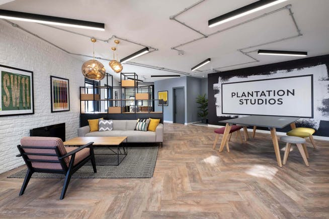 Reef House, Plantation Wharf, London, Offices To Let - Entrance Lobby