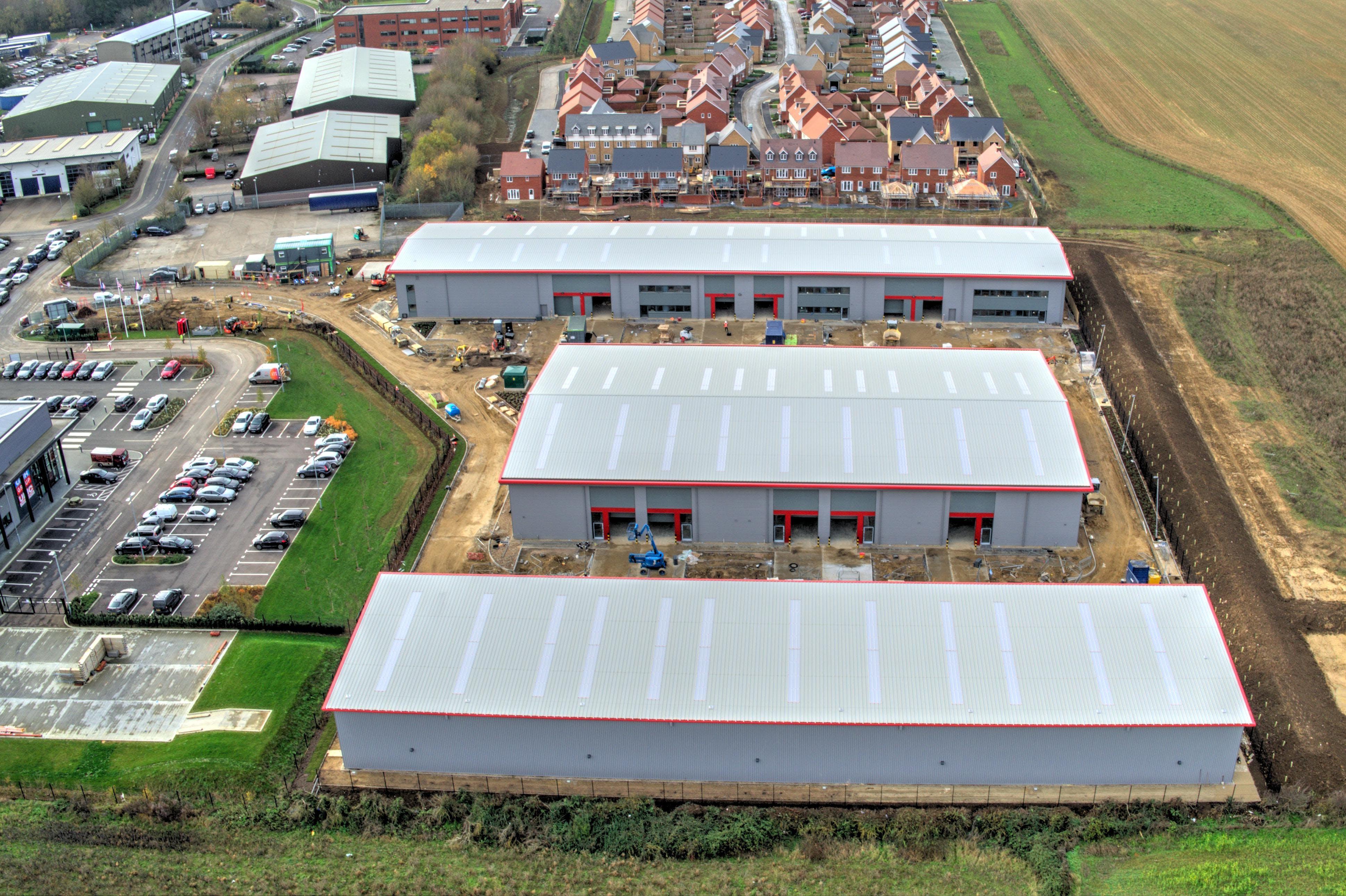 Tavis House Business Centre, Haddenham, Industrial / Investment To Let / For Sale - TavisHouse-1.jpg