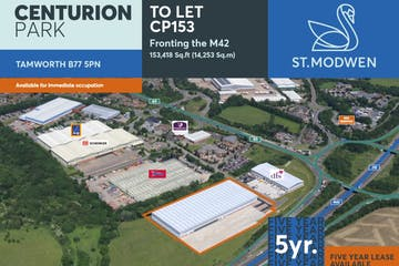 Cp 153, Tamworth, Distribution Warehouse To Let - Tamworth 153.JPG