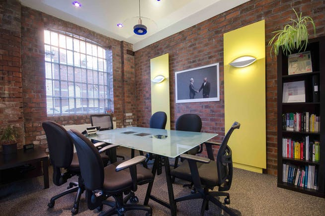 Brooklyn Works, Sheffield, Offices To Let - internal - meeting room