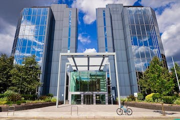 Crown House, London, Offices To Let - External (1)