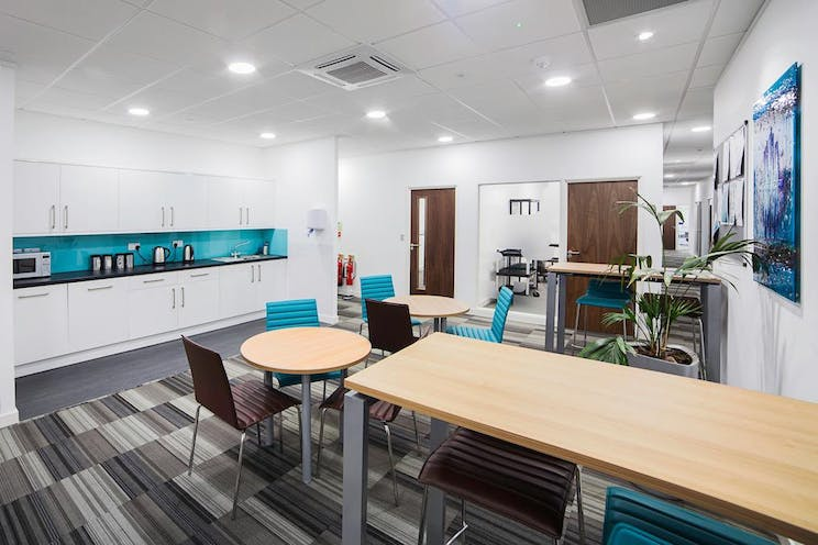 Sentinel House, Fleet, Offices To Let - Kitchen