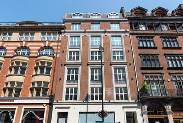 94-96 Wigmore Street, London, Office To Let - Street view - More details and enquiries about this property
