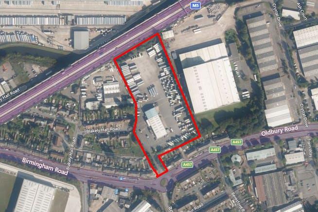 Total Park Oldbury, Euroway Park, Oldbury, Land To Let - oldbury 3.JPG