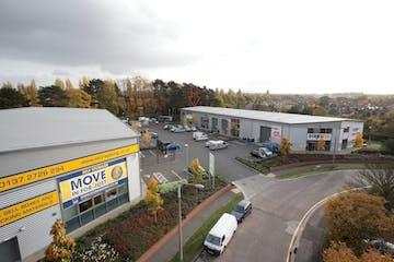 Unit 1 Epsom Trade Park, Epsom, Warehouse & Industrial To Let - ExternalSitePicArrow.jpg