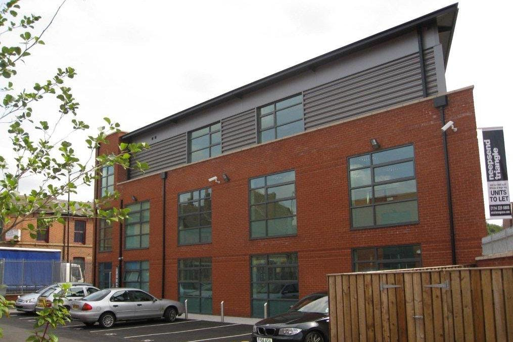 Neepsend Triangle, 1 Burton Road, Sheffield, Offices To Let - Neepsend Triange Photo 1.jpg