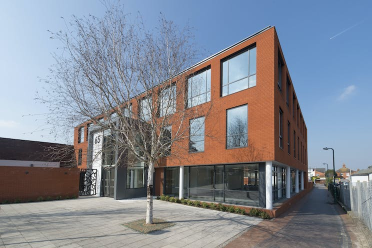 65 High Street, Egham, Offices To Let - External 2