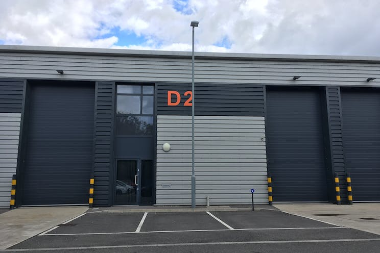 Unit D2 Access 12, Theale, Reading, Industrial To Let - IMG6455.JPG