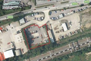Storage Yard, Bridge End Road, Swindon, Industrial To Let / For Sale - Bridge End Road FP.jpg