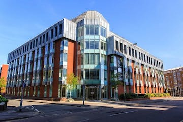 Ground Floor Milford Wing, Station Square, Swindon, Office To Let - GF Station Square Gloucester Street Swindon.jpg