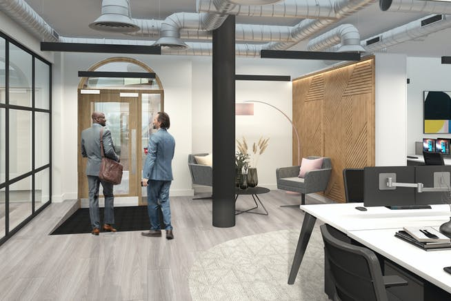95 Southwark Street, London, Offices To Let - Southwark 2