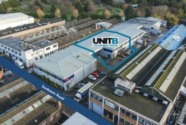 Unit B The Sunbeam Centre, Unit 2, London, Industrial To Let - Capture 1.PNG - More details and enquiries about this property
