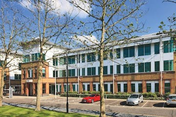 7 New Square, Bedfont Lakes, Heathrow, Offices To Let - Building 7 external.JPG