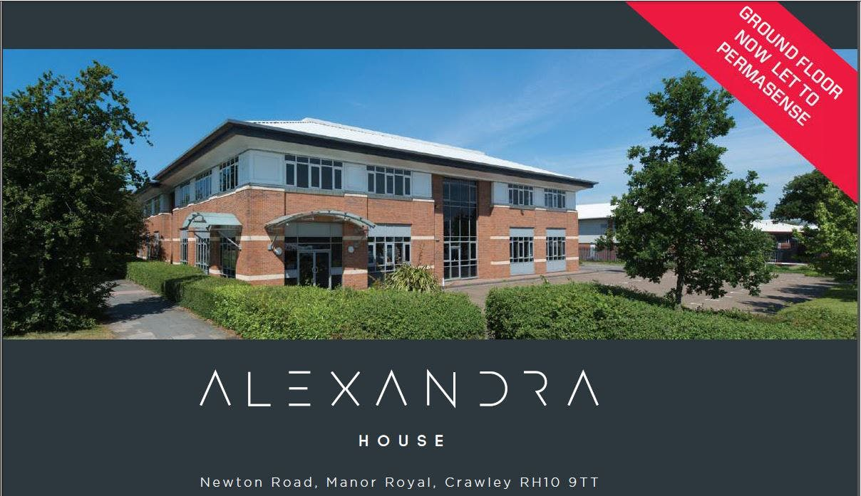 Alexandra House, Crawley