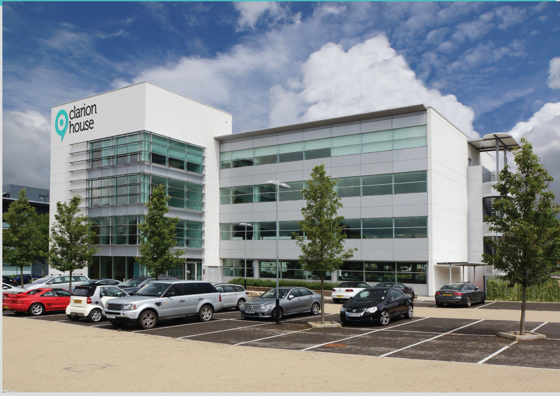 Clarion House, Maidenhead, Offices To Let - Clarion House, Concorde Road, Maidenhead SL6