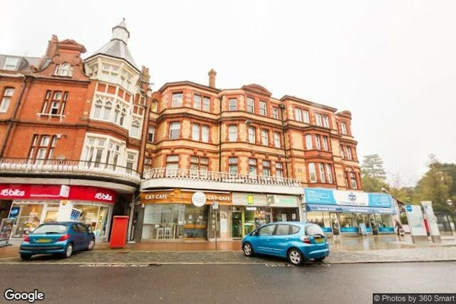 121A Old Christchurch Road, Bournemouth, Office To Let - Image from Google Street View - 239