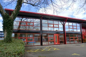 Unit 9 Mole Business Park, Leatherhead, Warehouse & Industrial To Let - Unit9MoleBusinessPark.Frontage