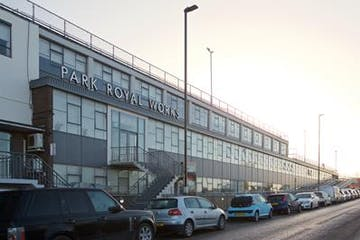 Park Royal Works, 21, London, Offices To Let - Photo of Park Royal Road, London NW10