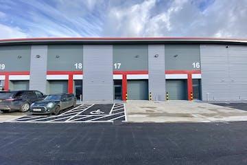 Unit 17, Tavis House Business Centre, Haddenham, Industrial To Let - UNIT 17.JPG