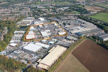 Unit 11 Euroway Trade Park, Wood Close, Mills Road, Aylesford, Warehouse / Industrial To Let - Aylesford Euroway Unit 11 2.jpg