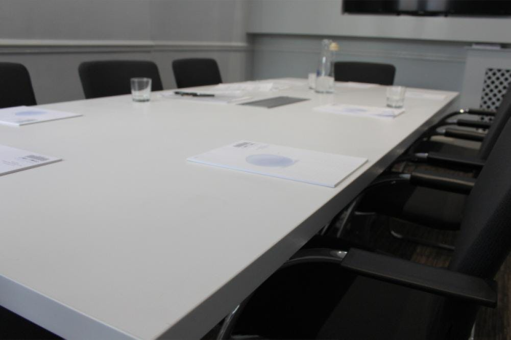 Globe Works, Sheffield, Offices To Let - Boardroom