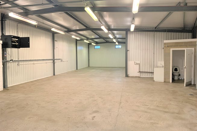 Units 3, 11 And 16, Linford Street Business Estate, Battersea, Industrial To Let - Unit 11 ii.JPG