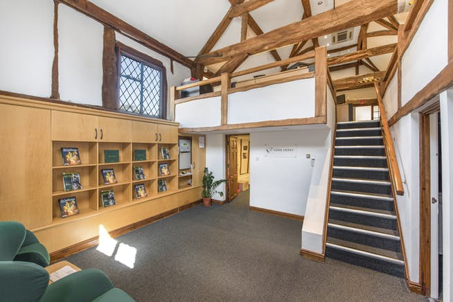 Tithe Barn Church Road, Thame, Office / Residential / Investment To Let - RECEPTION.jpg