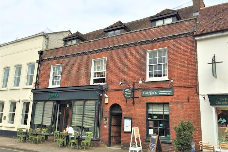 Merchants House, High Street, Southampton, Office To Let - Merchants House - front.jpg