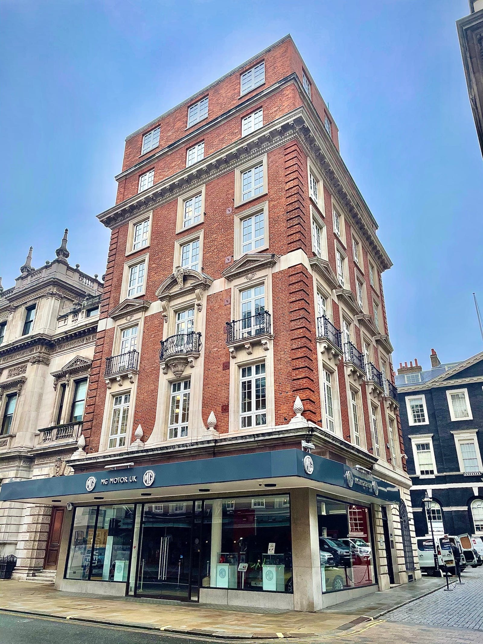 47-48 Piccadilly, London, Office To Let - External 1