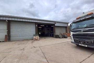 Unit 1 Wade Road Depot, Wade Road, Basingstoke, Warehouse & Industrial / Open Storage Land To Let - Image 1