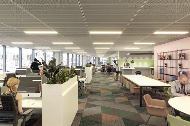 Endeavour, Sheffield DC, Sheffield, Offices To Let - Endeavour  Typical Floor Plate  Corporate CGI.jpg