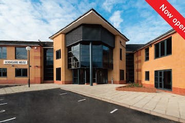 Hubspace, Aviary Court, Basingstoke, Serviced Offices / Offices To Let - Image 1